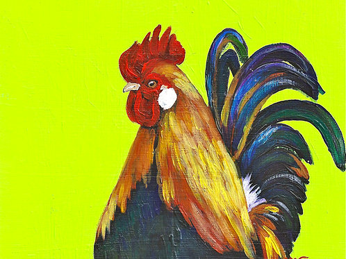Rooster 1-Print