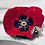 Thumbnail: Red Poppy with Bee Dish