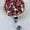 Thumbnail: Pepperoni black olives Green Peppers Badge Reel