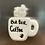 """Thumbnail: """"But first, Coffee"""" coffee cup magnet"""