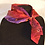Thumbnail: Vino Hand painted silk scarf