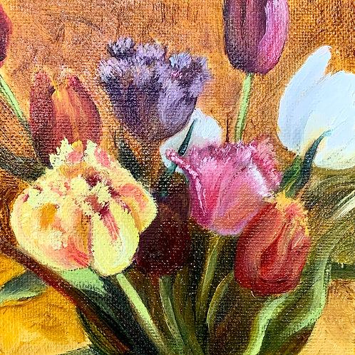 Tiny Tulip Bouquet