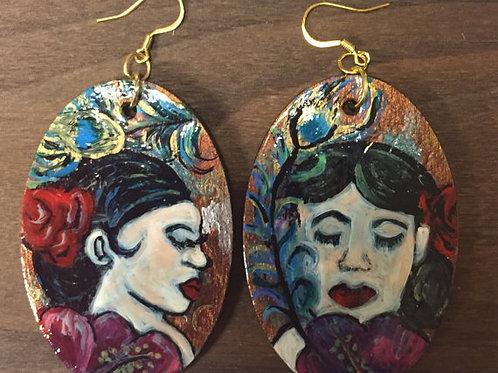 Beautiful Women Earrings