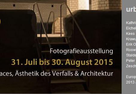 ToUrbex mit 4 Bildern auf der urbEXPO 2015 in Bochum