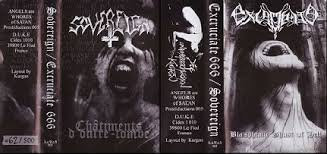 Excruciate 666/Sovereign : Split