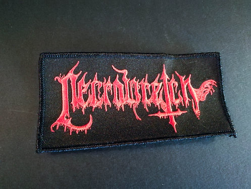 Necrowretch - Logo Red