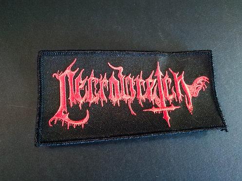 Necrowretch - Logo Red
