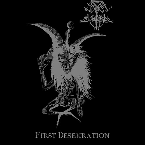 Funeral Desekrator - First Desekration