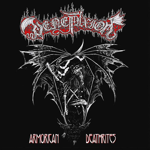 Venefixion - Armorican Deathrites/Defixio (mcd)