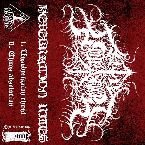 Hexekration Rites - Demo MMXVIII