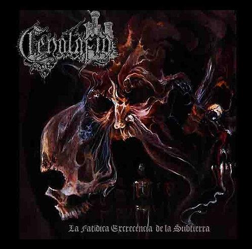 Cenotafio - La fatídica excrecencia de la subtierra