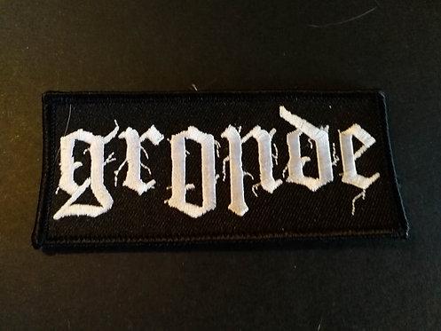 Gronde - Logo