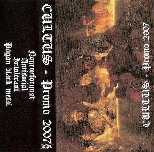 Cultus - Promo 2007