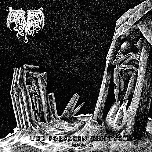 Cadaveric Fumes - The Forsaken Triptych (2012 - 2016)