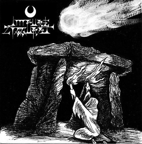 Impure Ziggurat : Serenades of Astral Malevolence