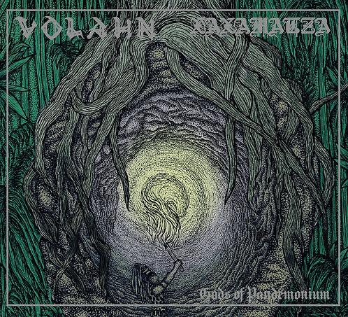 Volahn/Xaxamatza - Gods of Pandemonium