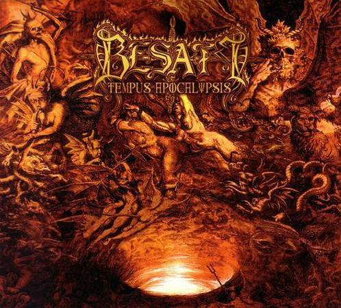 Besatt – Tempus Apocalypsis