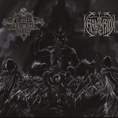 Kratherion / Black Ceremonial Kult : Har-pa-jered / Abdicación divina...