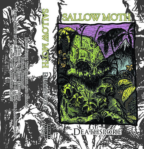 SALLOW MOTH - Death Spore