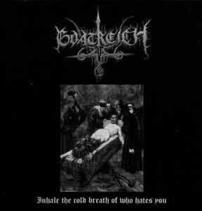 Goatreich 666 - Inhale the cold breath of who hates you