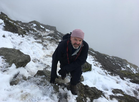 Lessons learned on Snowdon.