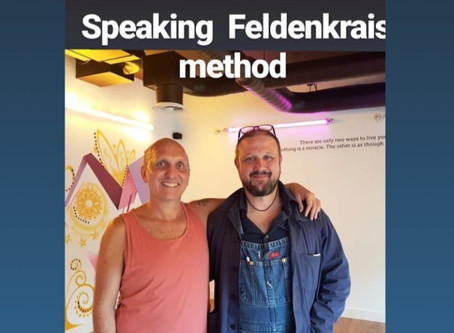How can Feldenkrais help your Yoga?