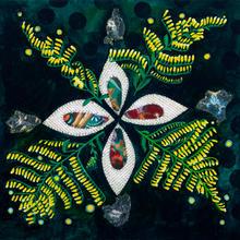 Goldenrod Mandala