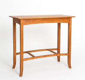 handmade jete table, Jason E. Breen