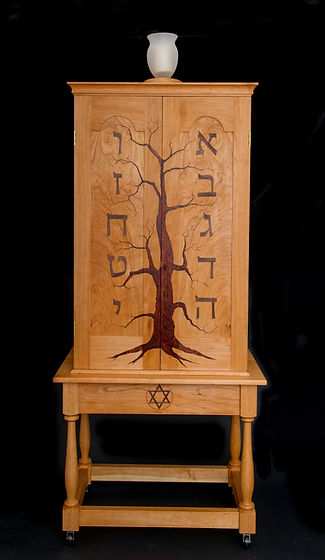 Torah Ark by Jason E. Breen