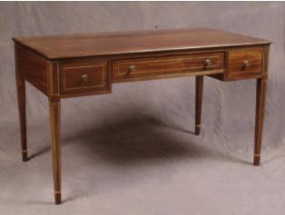 Walnut Desk, Jason Breen