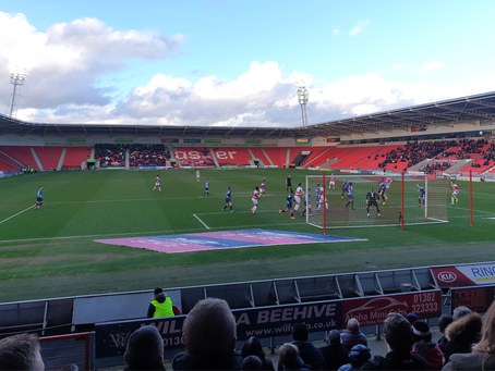 5 Things We Learned: Argyle Downed & Crewe Confound