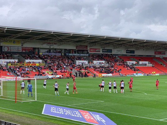 Are Doncaster Rovers Sleepwalking into League Two?