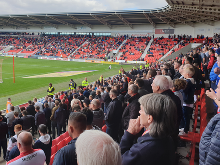 Musings from the South Stand #17: Turning Points
