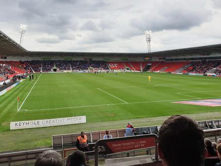 Butler's Winning Start: Doncaster Rovers 2-1 Portsmouth