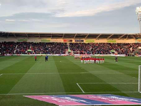 Musings from the South Stand #19: Banishing a Bad Week
