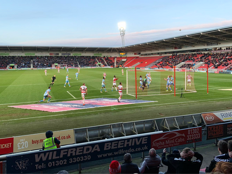Where do Doncaster Rovers go from here?