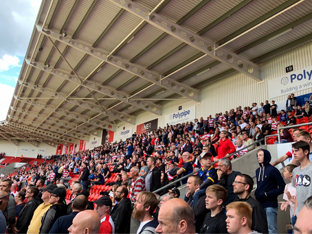 Musings from the South Stand #20: Fan Return on the Horizon