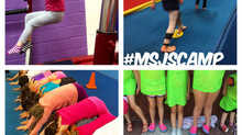 #MsJsCamp: Summertime Fun-ness