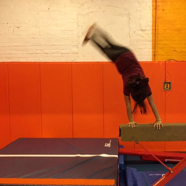 Summer Gymnastics Camp