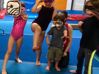 Where Structure Meets Fun! (Gymnastics Camp at Ms. J's Gym)