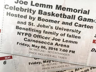 Joe Lemm Memorial Celebrity Basketball Game