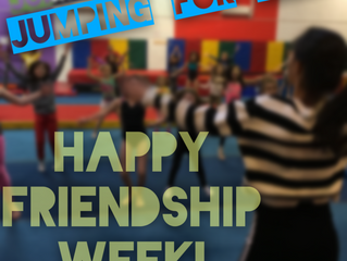 Happy President's Day & Friendship Week!