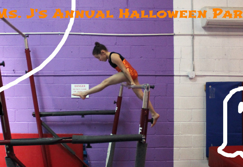 Ms. J's Annual Halloween Party