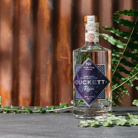 Duckett Silver Rhum
