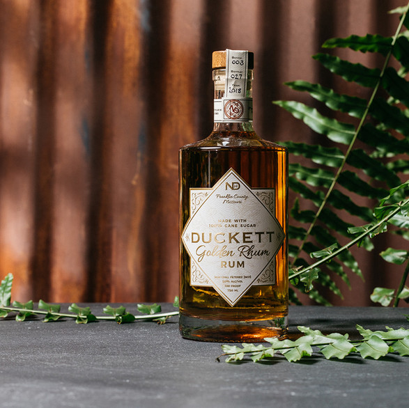 Duckett Golden Rhum