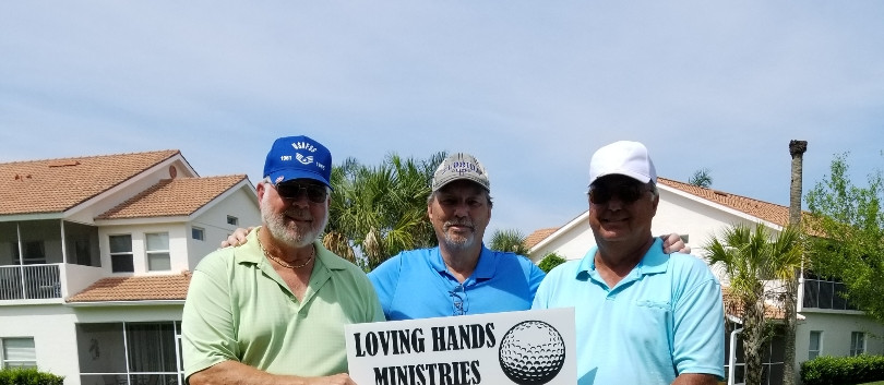 Loving Hands Golf Tournament team 0419.j