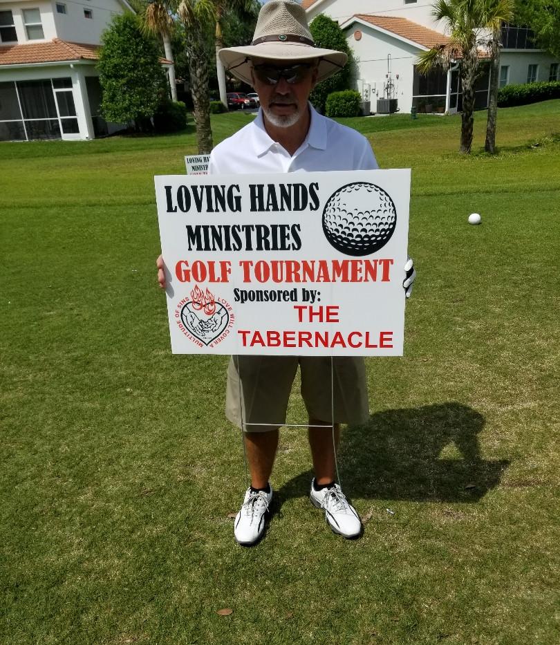 Loving Hands Golf Tournament sponsor 041