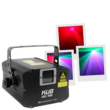 KUB 400 RGB - BOOMTONE DJ