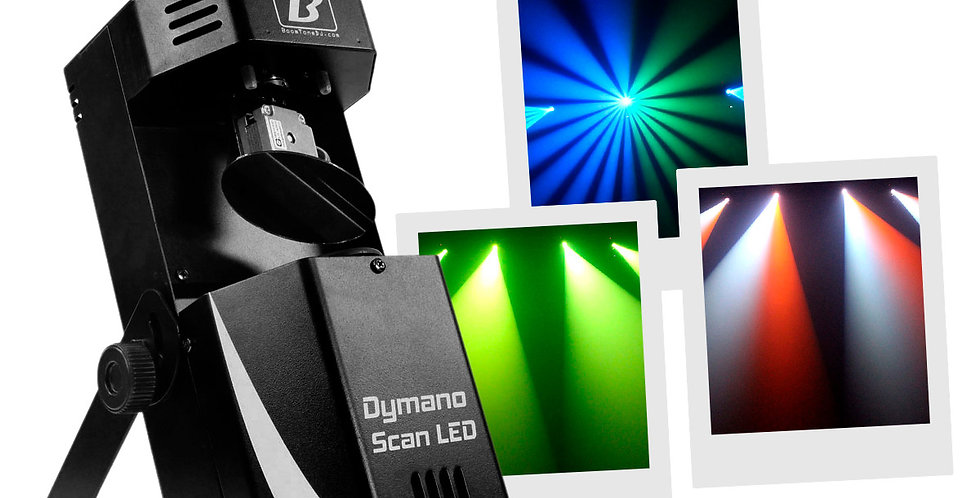 DYMANO SCAN LED - BOOMTONE DJ