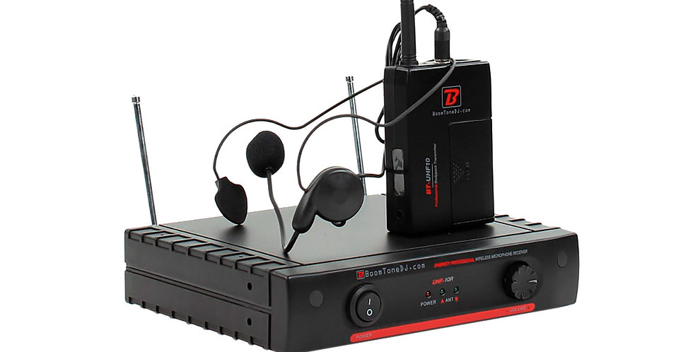 UHF 10HL F3 - BOOMTONE DJ